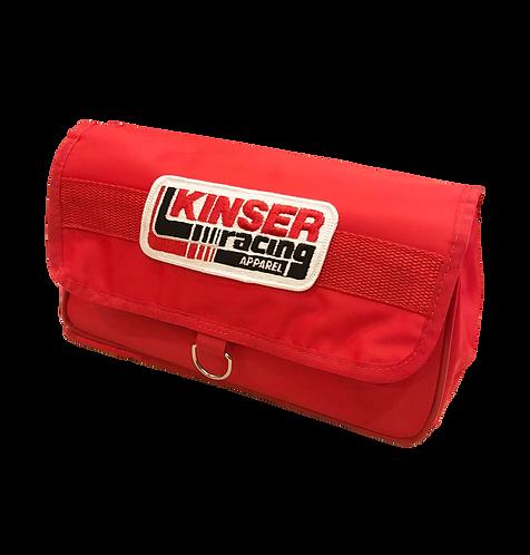 Kinser Racing Toiletry Bag