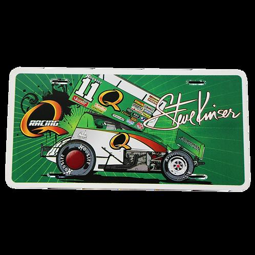 Steve Green License Plate