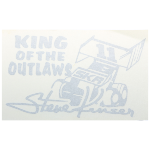 King of the Outlaws Decal
