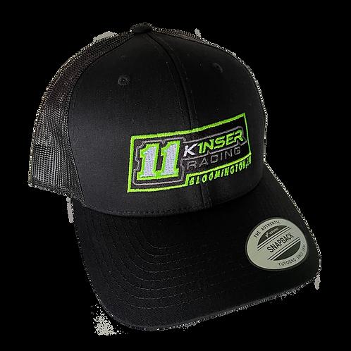 Kinser Racing 11K Richardson - Black