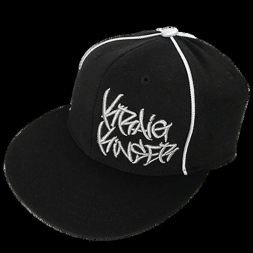 Black & Silver Hat