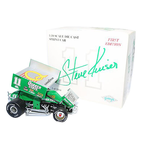 Steve 1996 1:18 First Edition Sprint Car - Autographed