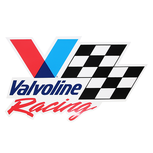 Valvoline Racing decal