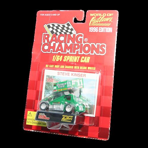 Steve 1:64 Racing Champions Quaker State Sprint Car