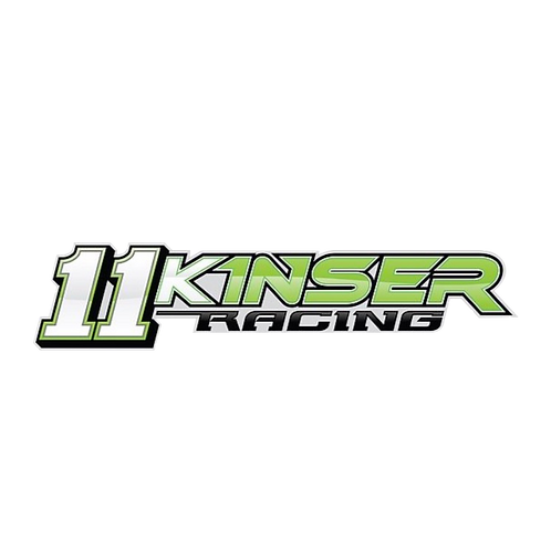 Kinser Racing Decal