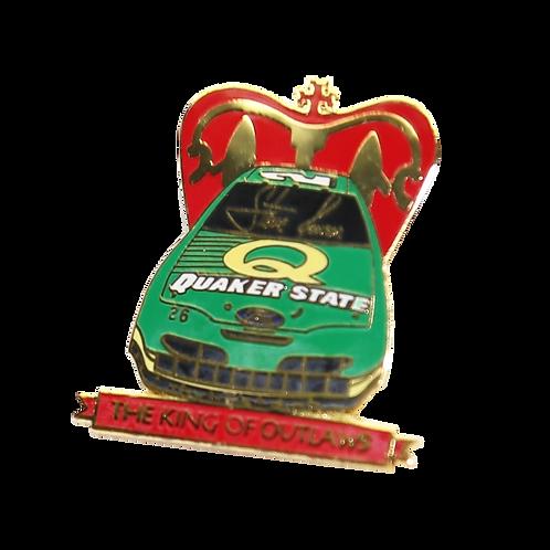 Steve NASCAR Pin