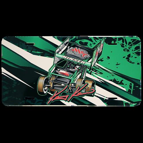 Kraig 2020 License Plate