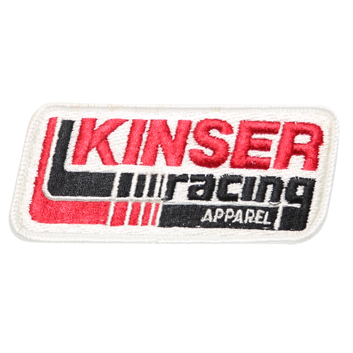 Kinser Racing Patch