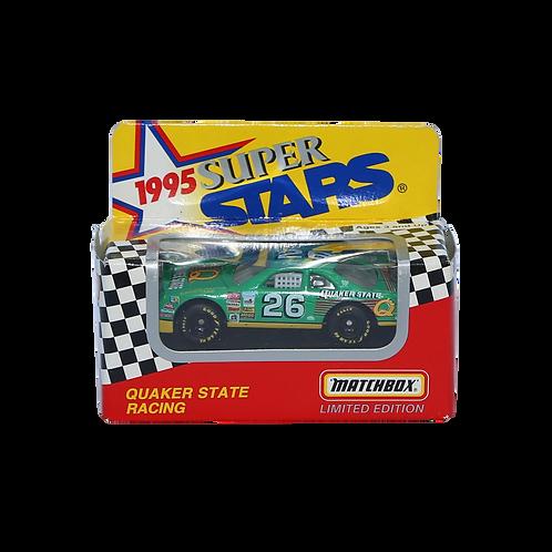 Steve Matchbox 26 NASCAR