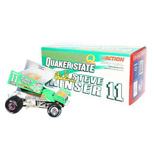 Steve 2001 1:24 Quaker State Sprint Car