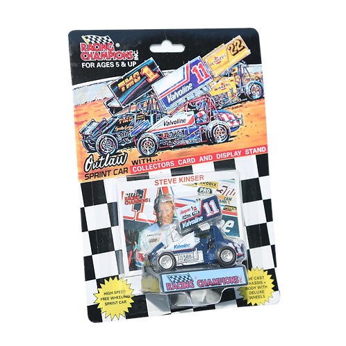 Steve 1993 1:64 Racing Champions Valvoline Sprint Car