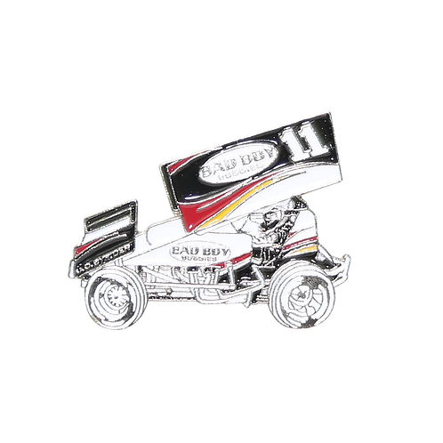 Steve Bad Boy Buggies Pin