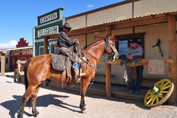 Outlaws, Old West Town, Grand Canyon
