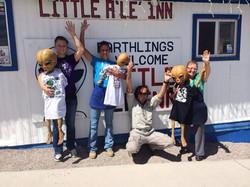 Aliens at the Little A'Le'Inn