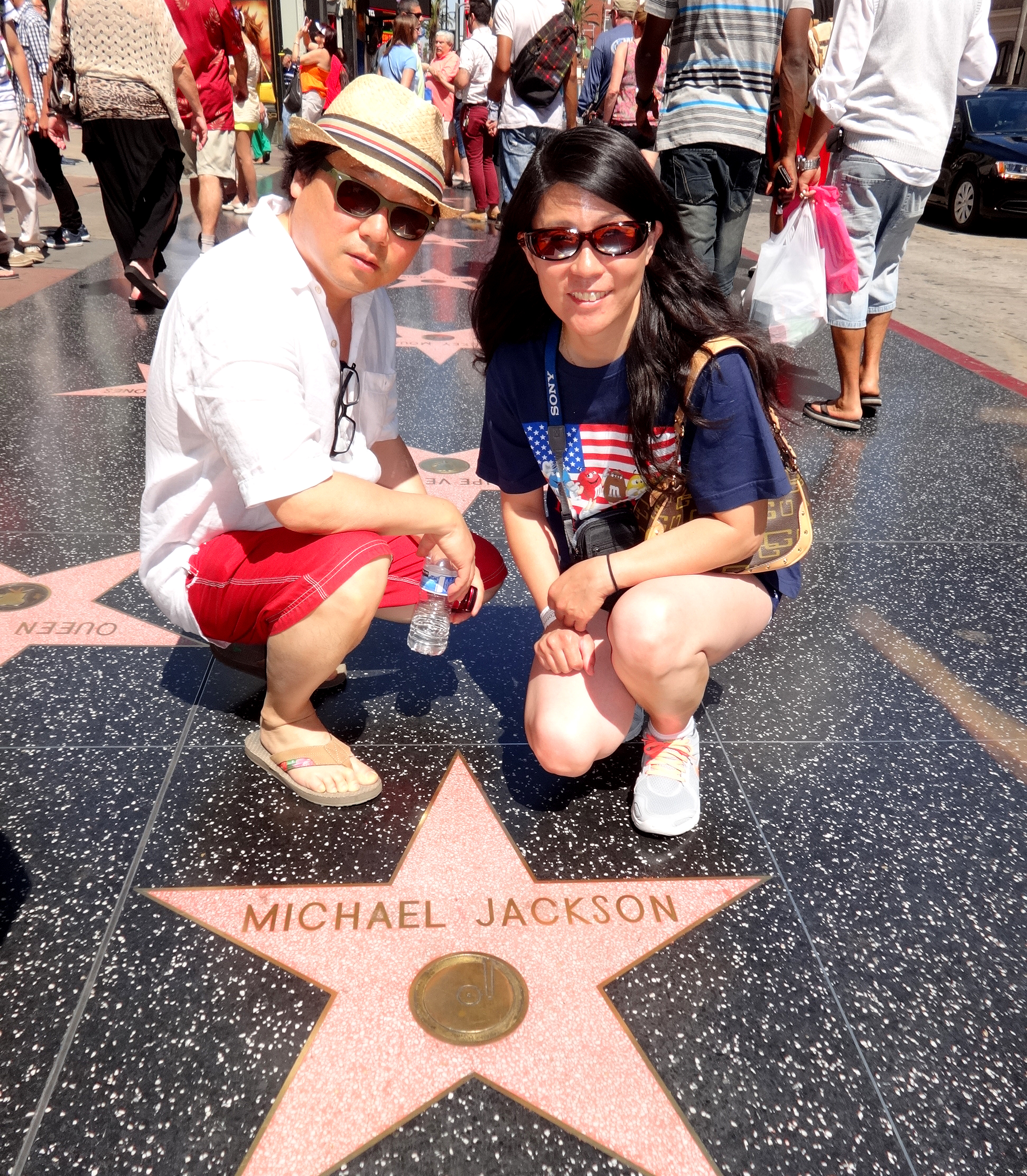 Michael Jackson's Star, Walk of Fame