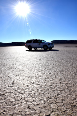 On the Dry Lake