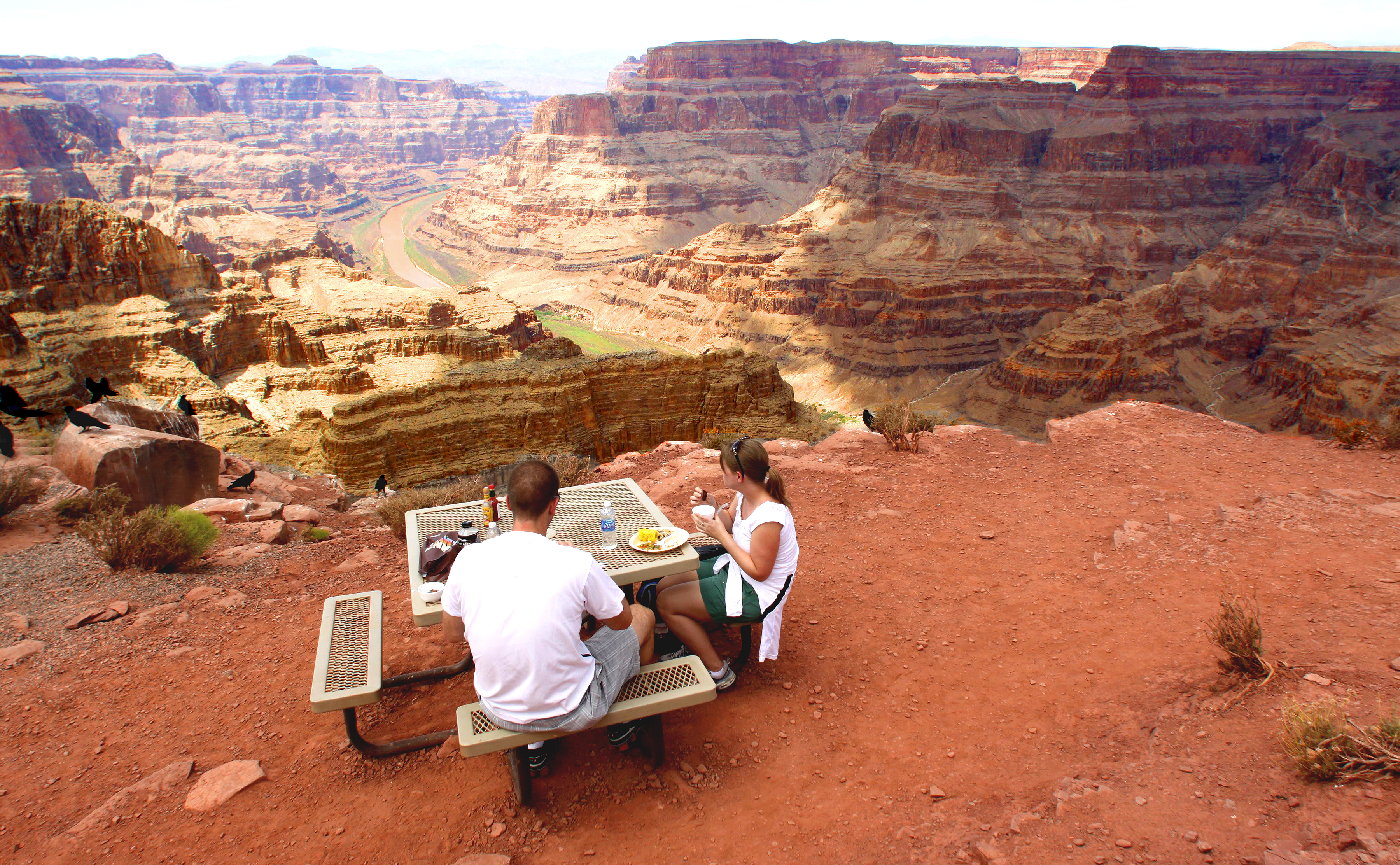Guano Point, Grand Canyon Tour