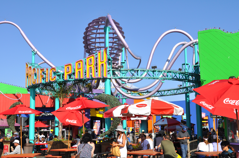 Santa Monica Pier, Pacific Park