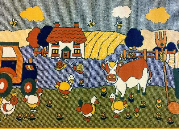 Infantil granja