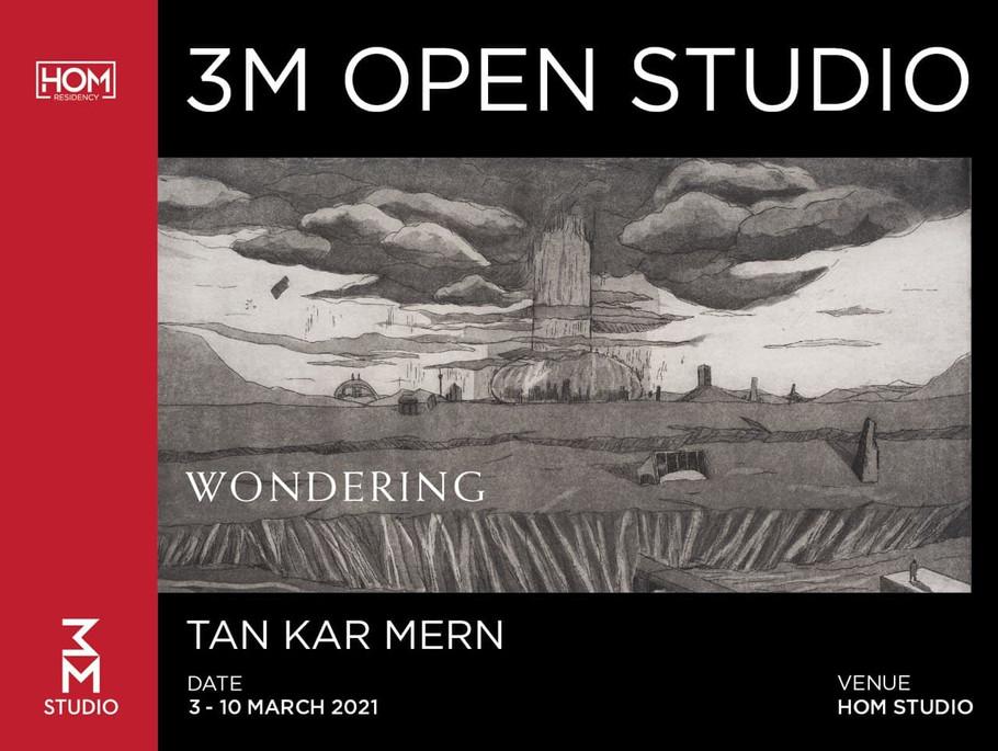 Open Studio: Tan Kar Mern