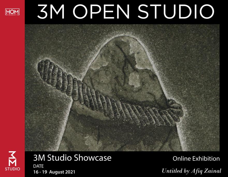3M Studio Showcse: Afiq Zainal