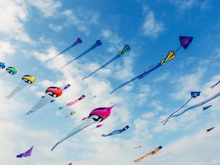 16 août : journée mondiale du cerf-volant.