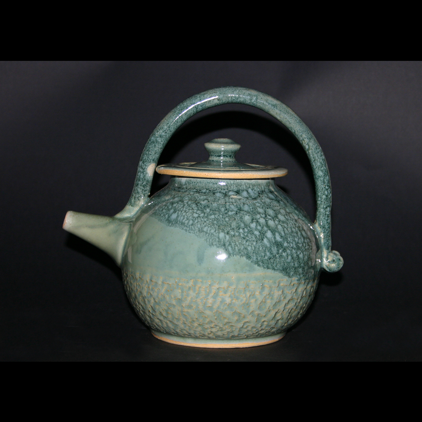 sea mist&meditteranean tea pot