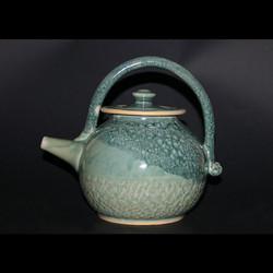 sea mist&meditteranean tea pot