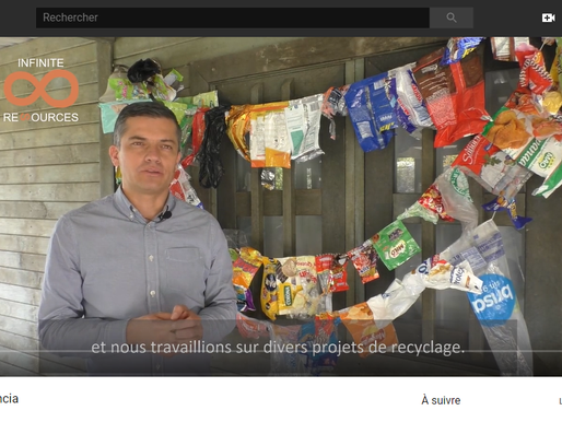 Circularstory #3 Econciencia transforme les déchets plastiques en mobilier et en habitations!