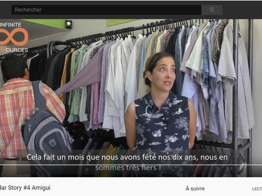 Circularstory #4 Amigui offre une seconde vie aux vêtements usagés !