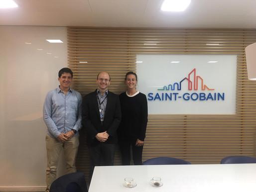Saint-Gobain, acteur circulaire dès le début de sa chaîne de valeur avec la R&D !