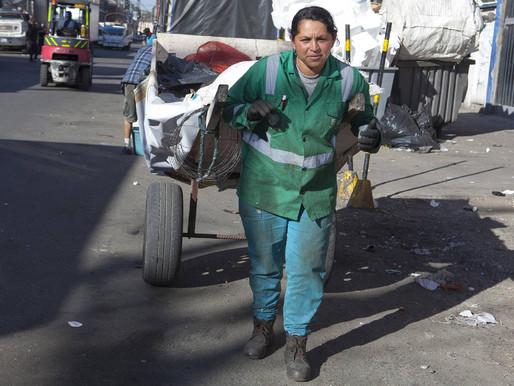 La gestion des déchets à São Paulo, représentative de toute l'Amérique du Sud !