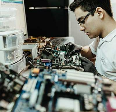 Reciclarg, du recyclage des déchets électroniques au design de nouveaux produits !