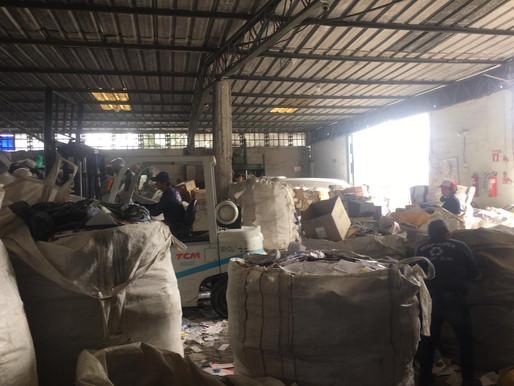 Le recyclage en Equateur: que deviennent les déchets ?