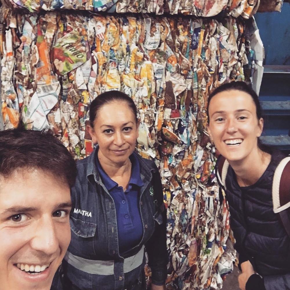 Gracias Asociación des Recicladores de Bogotá !