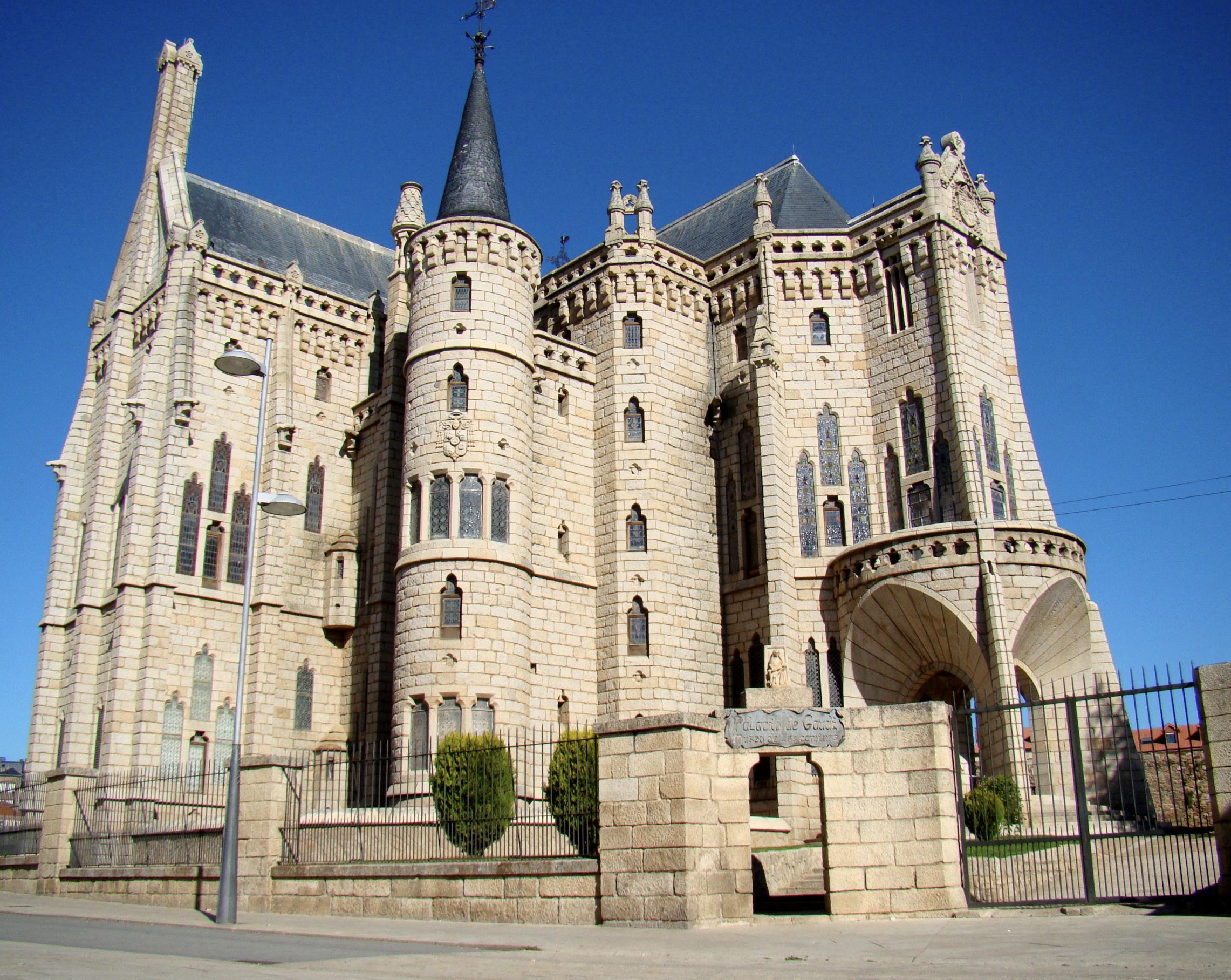 Astorga Spain 7sherpas