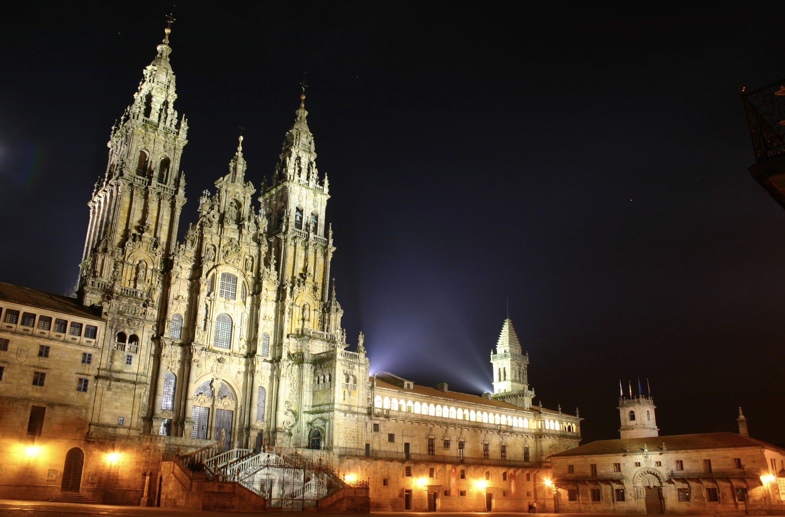 Santiago de Compostela Spain 7sherpas
