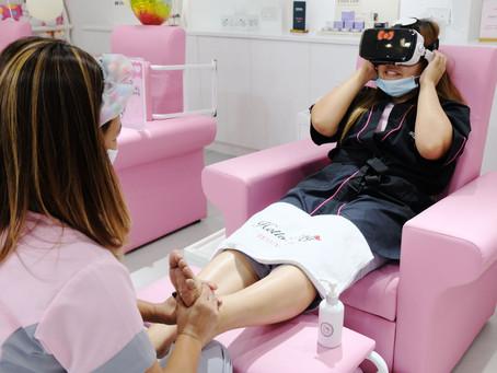 SPA TREATMENTS GOING VIRTUAL