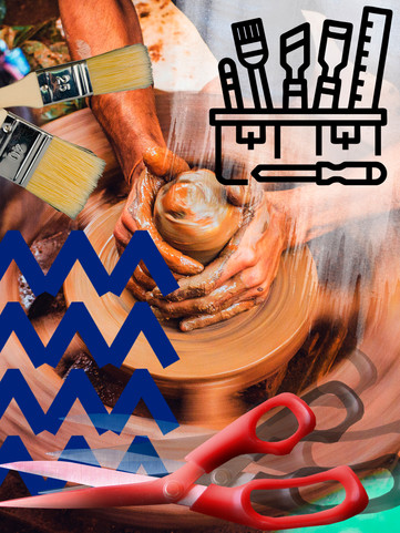 Artes Plásticas e Manuais