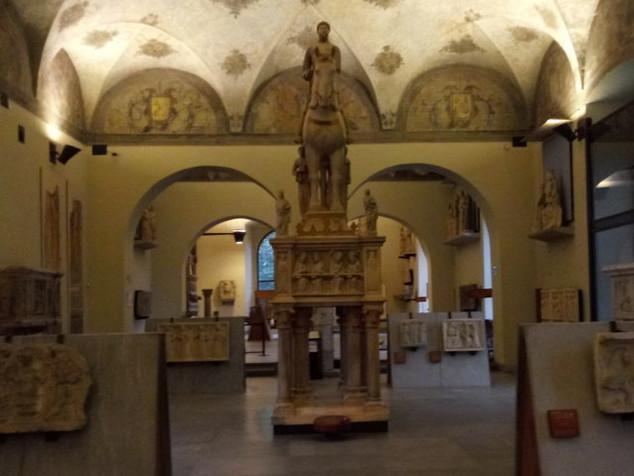 Castello sforzesco- Bernabo