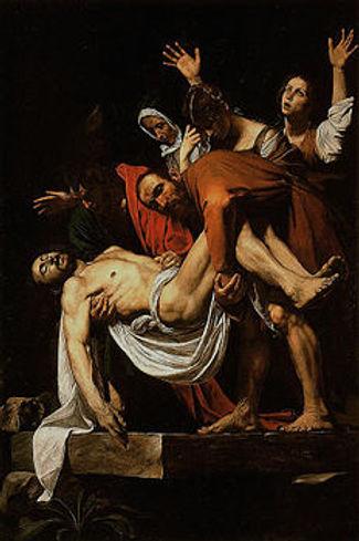 Caravaggio_-_La_Deposizione_di_Cristo (1