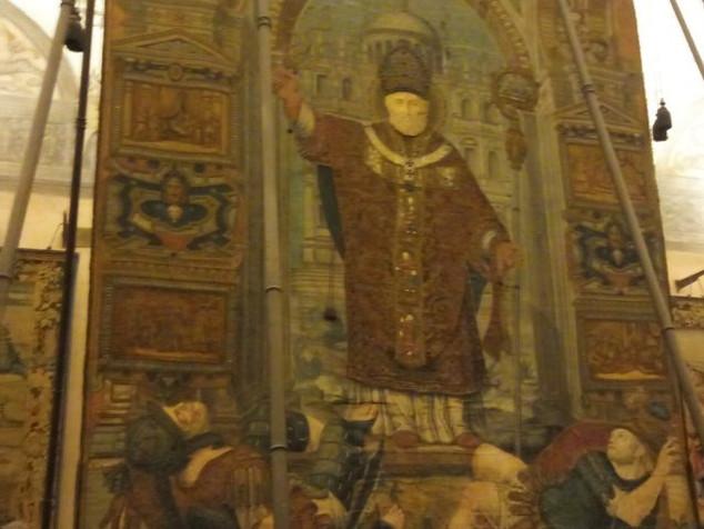 Arazzo - Sant Ambrogio