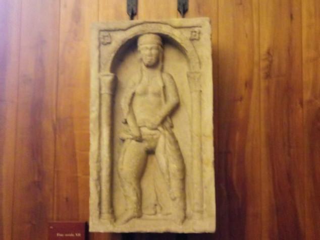 Scultura - Moglie di Federico Barbarossa