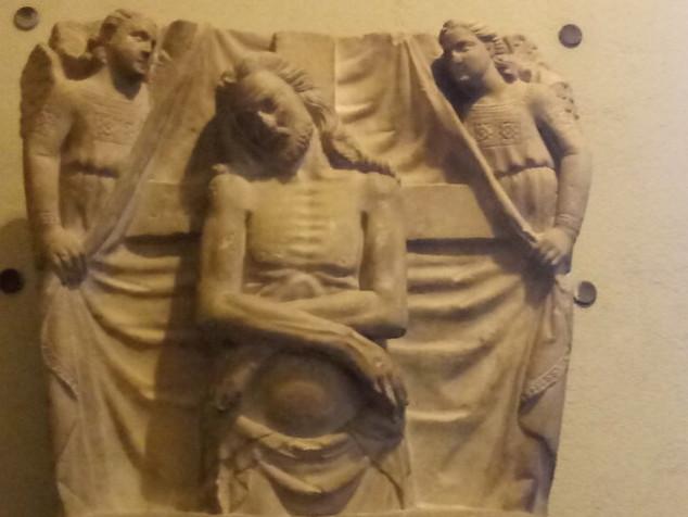 museo Castello Sforzesco- deposizione