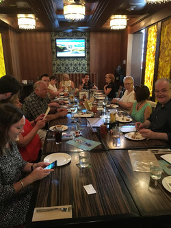 Training Travel Agents on new products