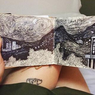 Hong Kong #sketches #artoftheday #hongko
