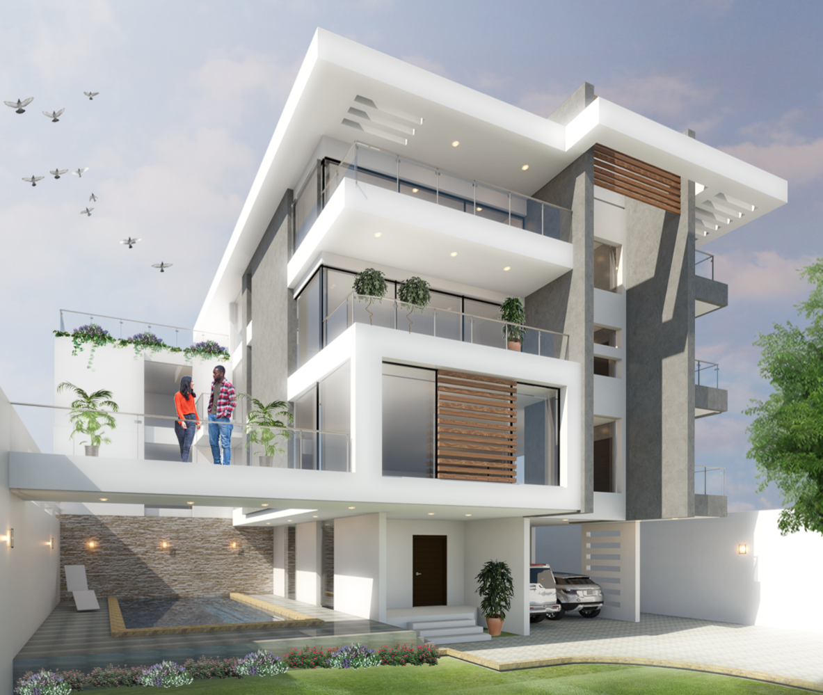 Ongoing 2nd Avenue, Ikoyi Private Residence