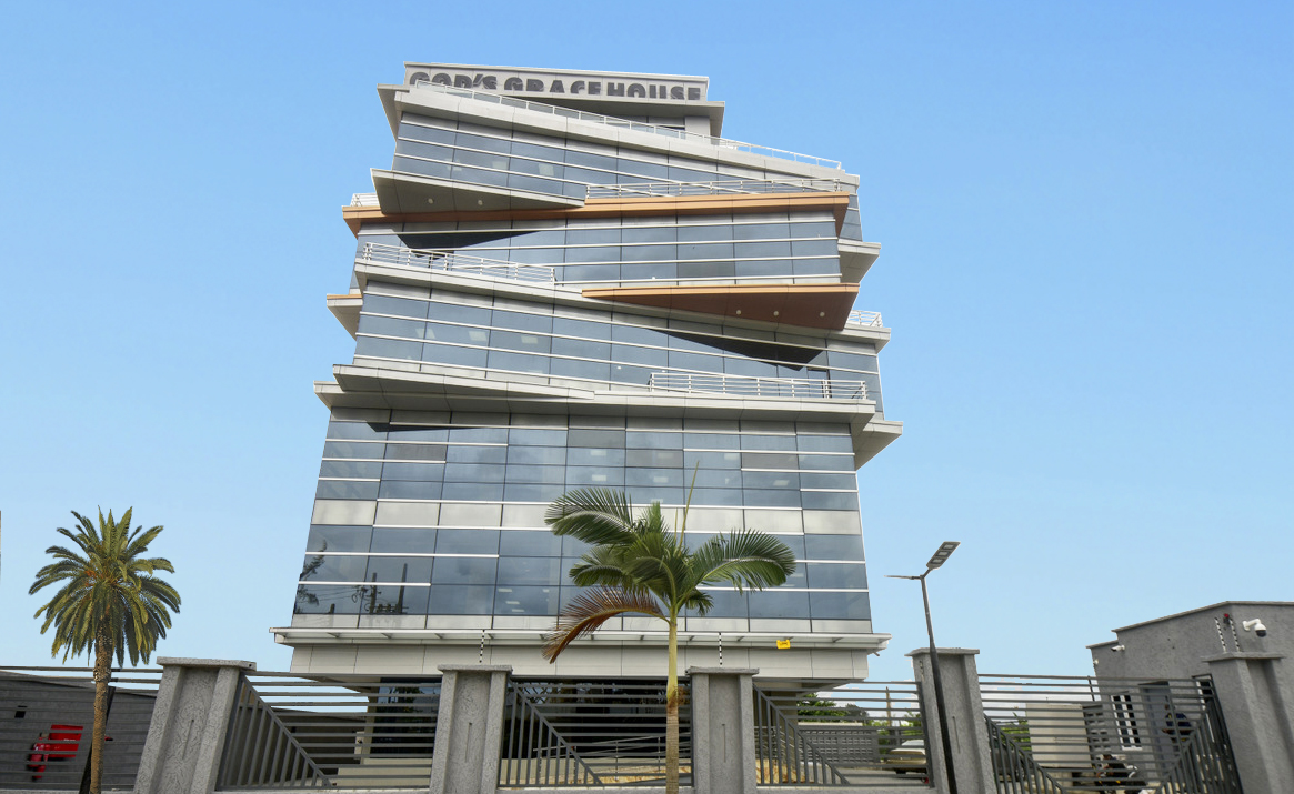 Wole Olanipekun Office Tower