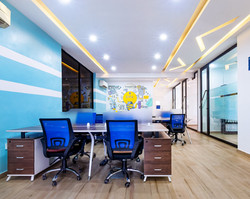 Office renovation for Viathan Engineering