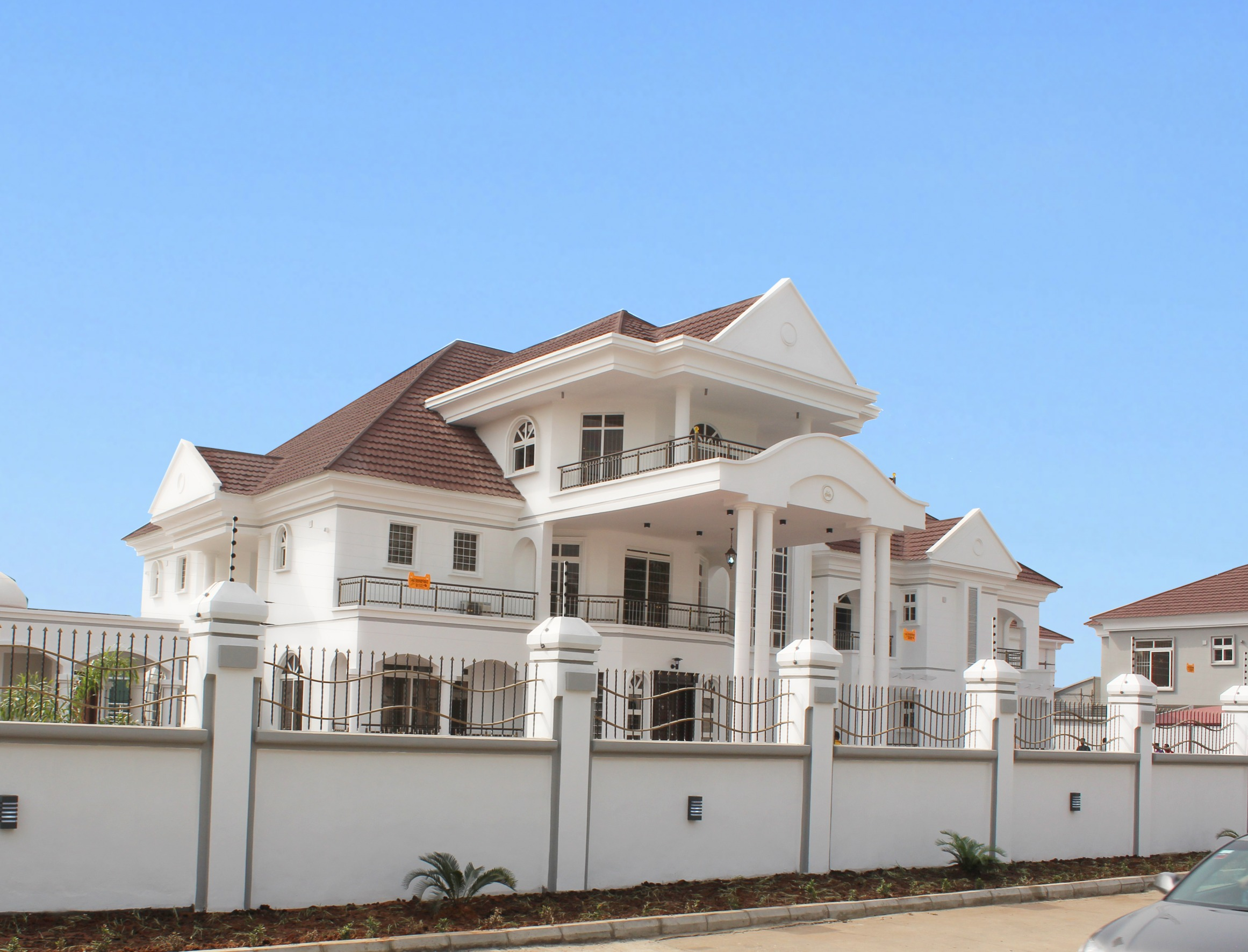 Residential Development at Okotie Eboh, Ikoyi